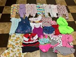 6-12months baby girl (30 pieces)