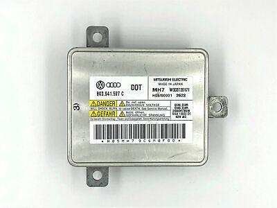 OEM Audi / VW 8K0941597C Xenon HID Headlight Ballast Control Unit Module