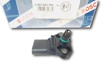BOSCH Saugrohrdruck Sensor Ladedruck für VW 1,2-4,0TDI 0281002399