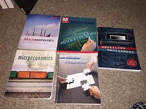 Lethbridge college business administration textbooks
