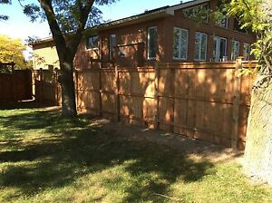 Fences Decks Pergola Stratford Kitchener Area image 6