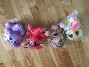 Five Nights at Freddy's stuffed toys