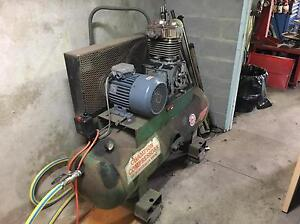 Champion 3 phase air compressor Ingleburn Campbelltown Area Preview