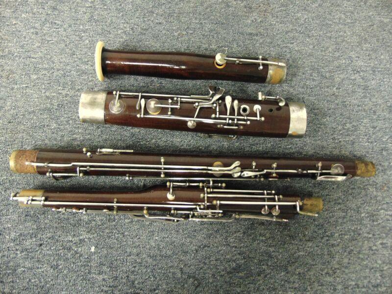 Miraphone Bassoon Made by Schreiber