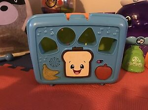 Bright starts lunch box
