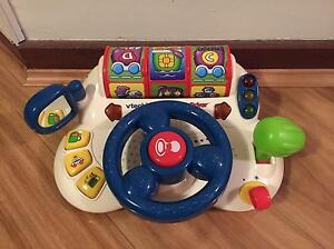 Vtech driving/steering toy East Perth Perth City Area Preview