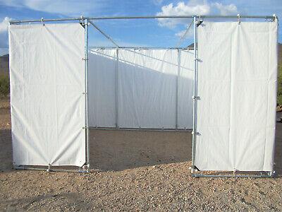 "10' x 30' SUKKAH KIT with CENTER 10ft DOOR OPENING ~ 1 5/8"" fittings - Sukkot"