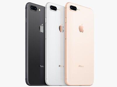 Apple iPhone 8 GSM Unlocked Smartphone 64gb 256gb