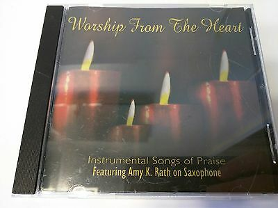 Worship From the Heart - Instrumental Songs of Praise, ft. Amy K. Rath Saxophone Saxophone Worship Music