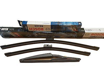 BOSCH Scheibenwischer Wischerblätter A931S H301 vorne hinten für OPEL ASTRA H online kaufen