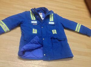 MEDIUM (men's) winter parka jacket and bib Strathcona County Edmonton Area image 1