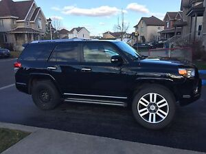 Toyota 4Runner limited 2010 7 places
