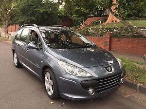 Peugeot 2007 Turbo Diesel Kew Boroondara Area Preview
