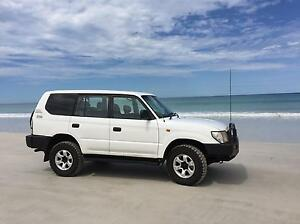 2002 turbo diesel Toyota Landcruiser Broome Broome City Preview