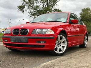 1Year Warranty 2001 325i 6Cyl BMW Sedan Rocklea Brisbane South West Preview