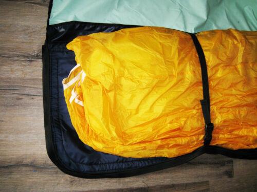 CONCERTINA ACCORDION BAG, PARAGLIDING PACK PARAGLIDER BAG, PARAMOTOR Speed wing