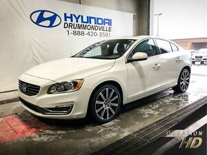 VOLVO S60 T6 AWD CONVENIENCE PACK + GARANTIE + WOW !