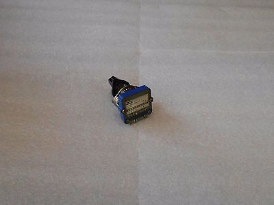 Tosoku Rotary Selector Switch,  DP 02 N 7X3, Used, Warranty