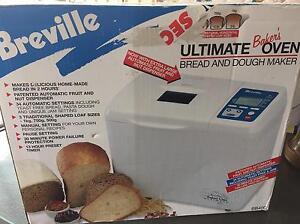Breville Ultimate Baker's Oven Bread & Dough Maker Edensor Park Fairfield Area Preview