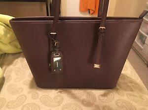 ALDO Handbag - Plum Colour