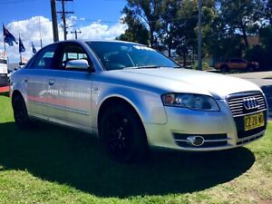 2007 Audi A4 B7 2.0 Auto Luxury Sports sedan  Leumeah Campbelltown Area Preview