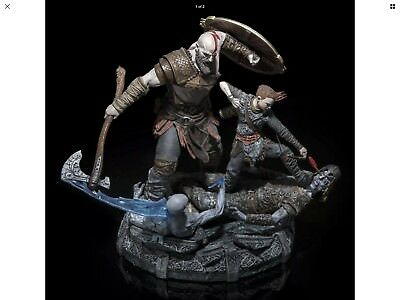 God Of War 4 Collectors Edition Statue Only With No Box