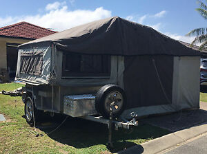 Camper Trailer North Lakes Pine Rivers Area Preview