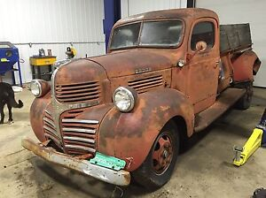 Parting out 1942 Dodge