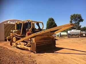 For Hire with operator Cat D6R Dozer Pickering Brook Kalamunda Area Preview