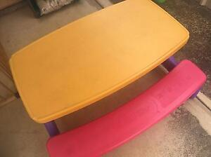 Little Tikes outdoor activity table Northfield Port Adelaide Area Preview