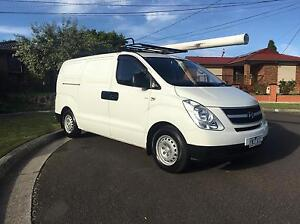 Hyundai iLoad 2012 with Tradesman's setup!! not hiace or vito Mulgrave Monash Area Preview