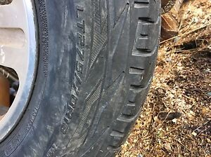 """(3) 18"""" rims and tires. Came off a 2006 F-250  St. John's Newfoundland image 4"""