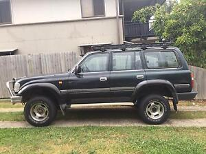 Up for sale is my Toyota landcruiser 80 series!! Macgregor Brisbane South West Preview