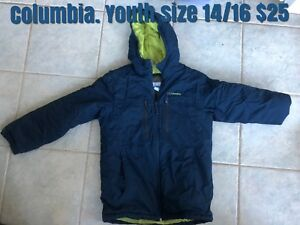 Youth size 14/16 winter coat