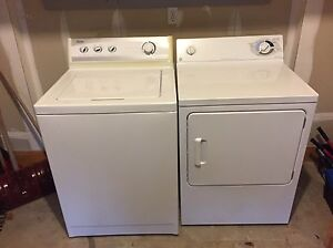 Great Condition Washer and Dryer *must go* OBO