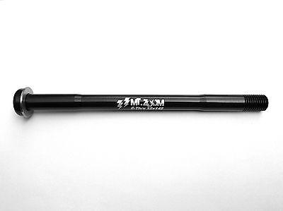 MT ZOOM Ultralight SHIMANO E-THRU POSTERIORE ATTRAVERSO L'ASSE 12mm x 142mm NERO - Ultralight Ruota Nera