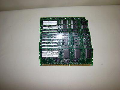 Pc 2100 Ecc Reg Memory - (Lot of 12) Server RAM 3GB (12X256MB) PC2100R Dell Poweredge 6650 ECC REG Memory
