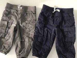 Pantalons George 3-6mois