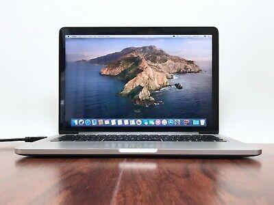 "Albert: UPGRADED 2015 RETINA MacBook Pro 13"" i5! 256GB SSD 8GB RAM 1-YR WARRANTY"