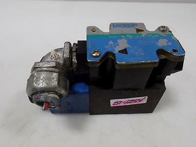 Vickers Hydraulic Directional Valve Dg4v-3s-obl-m-fw-b5-60