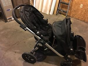 City Select Stroller - Double