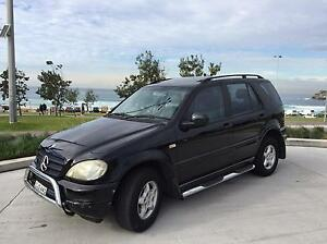 Mercedes 4x4/190k klms/6months Rego/Bed & Fully Equiped...Urgent Sale Bondi Beach Eastern Suburbs Preview