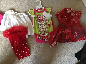 3-6 Months Onesies, Shirts, Dress and Pants