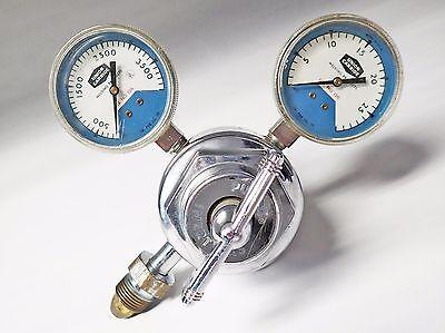 Union Carbide Type R Tsa-15 Purox Inert Gas Regulator