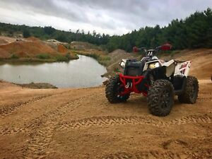 2014 Polaris Scrambler 1000XP
