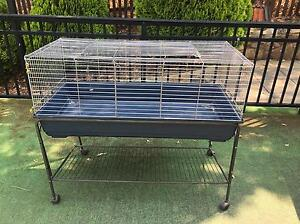 Rabbit cage and accessories Armadale Armadale Area Preview