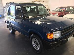 1998 Land Rover discovery 4wd diesel manual wagon Redcliffe Redcliffe Area Preview