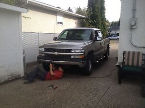 Looking to trade my truck for an suv