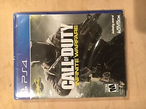 Brand new call of duty infinite warfare