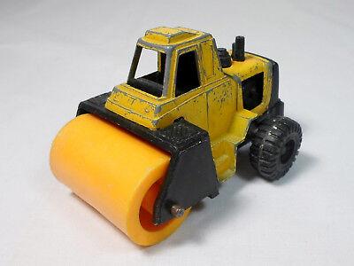 TOOTSIE TOY VTG 4'' CONSTRUCTION STEAM ROLLER DIE-CAST TOY TRUCK CAR USA